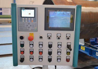 1-Draht UP-Schweißautomatenträger Bedienpult Komplettsteuerung