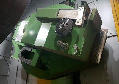 Milling Unit double side end milling machine