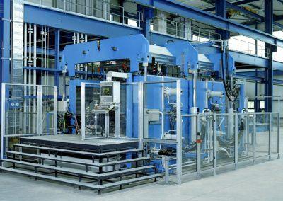 Hydroformingmaschine für Automotive HFC 120