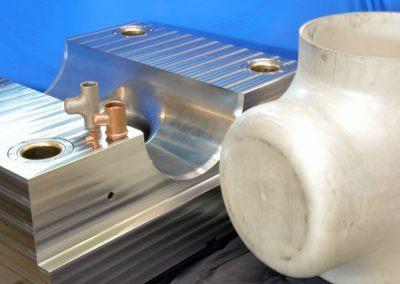 Hydroforming Technologie für Klein-und Großfittinge